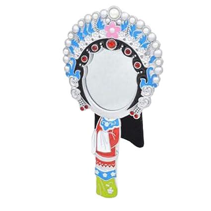 Recuerdo del mejor regalo del espejo del ornamento cosmético ...