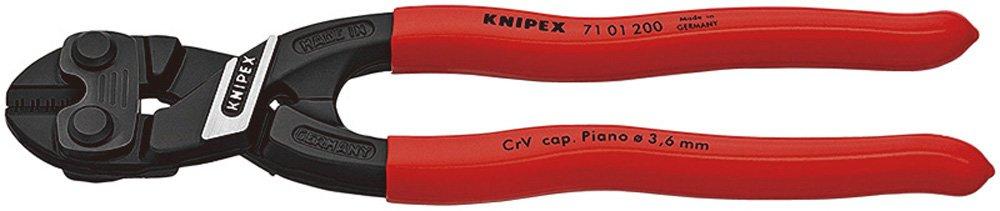 Knipex 71 01 200 CoBolt compact bolt cutters, 200 mm