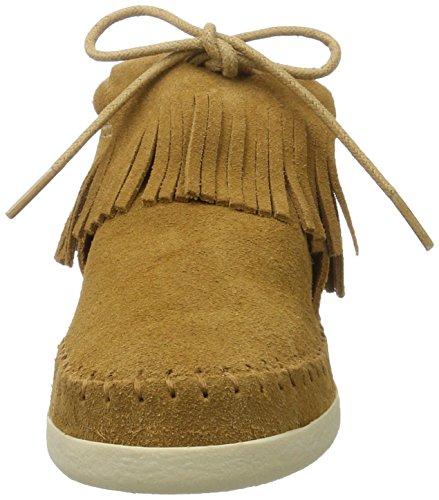 Minnetonka Damen Venezia Sneaker Beige (taupe)