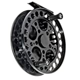 Rapala RTC450B R-Type Centerpin Float/Drift Reel, 2 ABEC-5 Premium Bearings, 8.9 oz, Right/Left Hand Retrieve, 4.5""