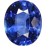 S KUMAR GEMS & JEWELS Unisex Crystal 6.25 Ratti Sapphire Natural Gemstone(Blue)