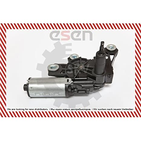 NUEVO Nm de Alemania Borrador del Motor Motor de limpiaparabrisas (- 19skv006: Amazon.es: Coche y moto