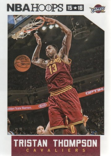 2015-16 NBA Hoops Basketball #160 Tristan Thompson Cleveland Cavaliers