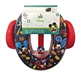 Mickey Mouse Disney Soft Potty Seat with Handles and Hook