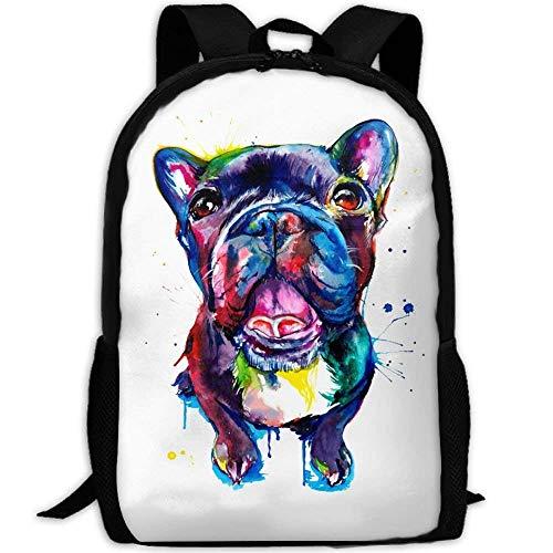 french bulldog back pack - 9