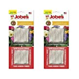 buy Jobe's Fertilizer Spikes for Flowering Plants, 10-10-4 Time Release Fertilizer, 50 Spikes per Package (2 Pack) now, new 2019-2018 bestseller, review and Photo, best price $8.59