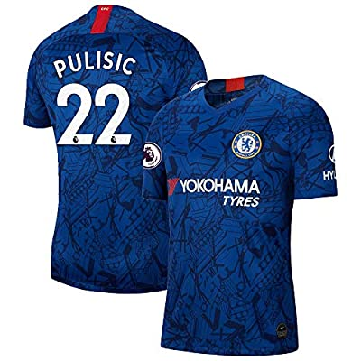 FC Kits Chelsea 2019-2020 Home Jersey PULISIC #22