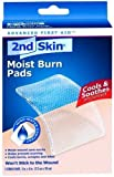 Milliken Medical Spenco 2nd Skin Moist Burn 3'' x 4'' Pads Won't Stick to The Wound 4 Boxes - MS46330