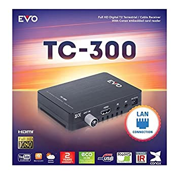 Evo TC-300 T2/C: Amazon co uk: Electronics