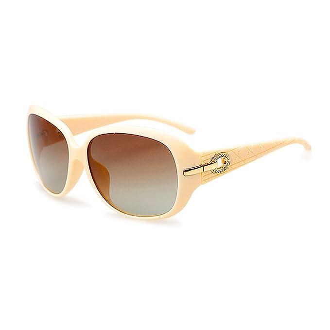 BVAGSS Gafas de Sol Polarizadas para Mujeres Moda Protección UV WS045