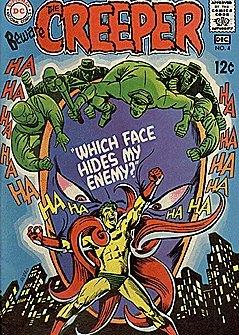 Beware the Creeper (1968 series) #4