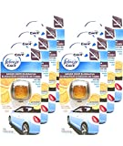 electric air freshener for car - Febreze Car Vent Clips Smoke Odor Eliminator, Fresh Citrus Scent, (Pack of 8)