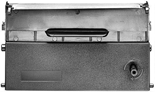 Kores 2249244 Ruban de haute qualit/é en nylon compatible avec Imprimante Triumph-Adler 8 mm x 225 m Noir