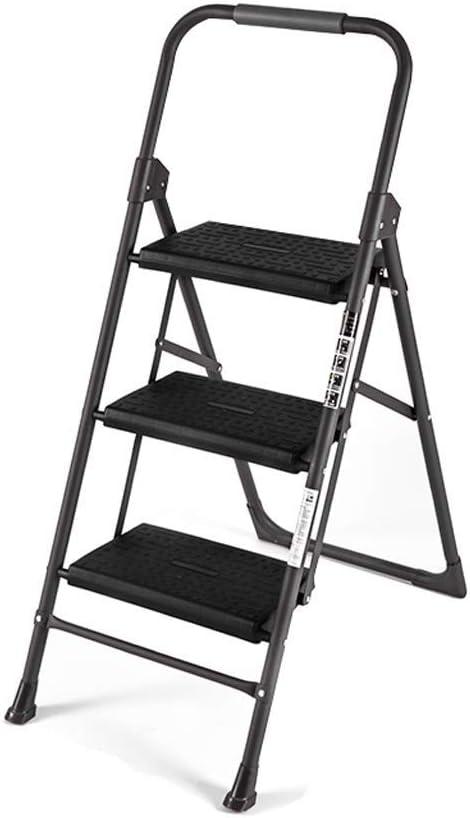 Jstyal968 Yalztc-zyq16 Escalera de Dos peldaños de Cuatro escaleras para el hogar, Escalera de Espesor, Escalera para el hogar, multifunción, para Interiores: Amazon.es: Juguetes y juegos