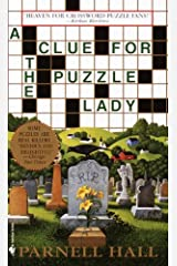 A Clue for the Puzzle Lady (Puzzle Lady Mysteries Book 1) Kindle Edition