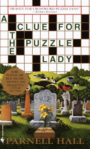 A Clue for the Puzzle Lady (Puzzle Lady Mysteries Book 1)]()