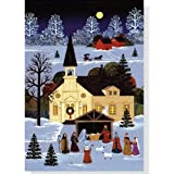 Country Nativity Holiday Boxed Cards (Christmas Cards, Holiday Cards, Greeting Cards) (Small Holiday Card)