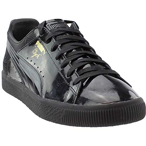 (PUMA Mens Clyde Wraith Casual Athletic & Sneakers)
