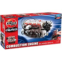 Airfix A42509 Engineer Combustion Engine Real Working Model Kit