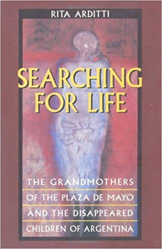 Searching for life the grandmothers of the plaza de mayo and the of the plaza de mayo and the disappeared children of argentina kindle edition by rita arditti politics social sciences kindle ebooks amazon fandeluxe Gallery