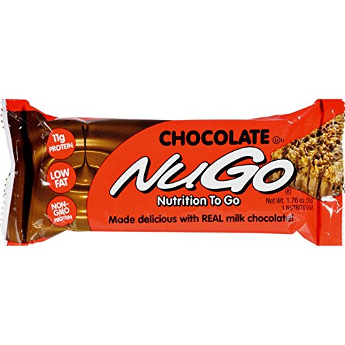 NuGo Nutrition Chocolate Bar 15 Bar(S)