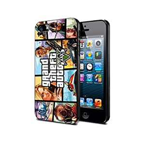 Grand Theft Auto V 5 Case For Samsung Grand Silicone Cover Case Ngta09
