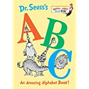 Dr. Seuss's ABC: An Amazing Alphabet Book!