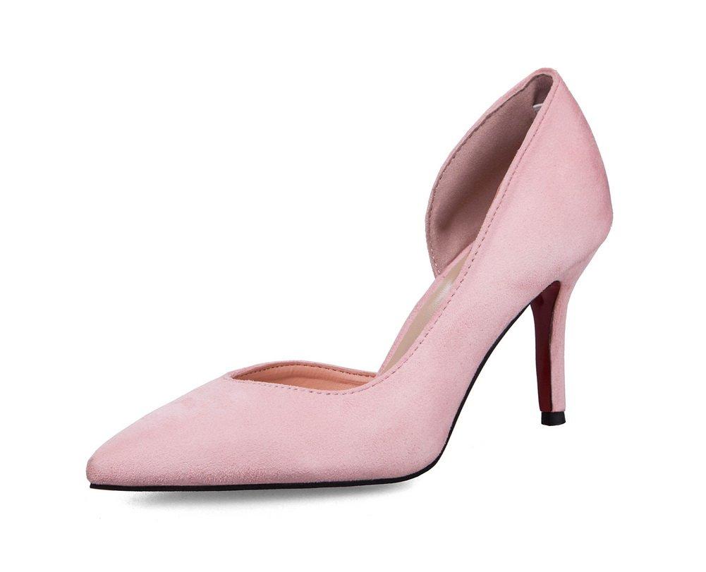 AdeeSu - Zapatos cerrados Para mujer 38.5 EU|Rosado