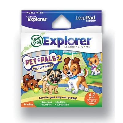 Explorer pet pals 2 Learning Game: Home & Kitchen
