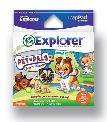 Explorer pet pals 2 Learning Game by LeapFrog (Image #1)