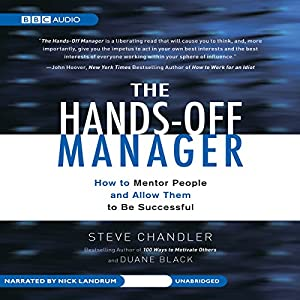 The Hands-Off Manager Audiobook