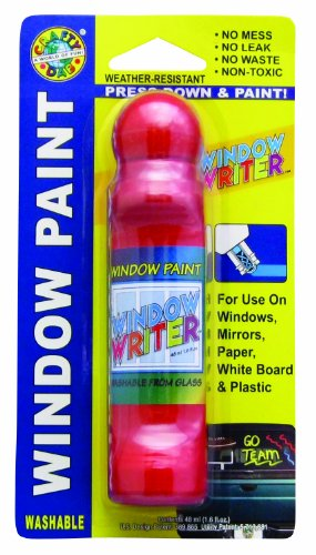 Crafty Dab Window Writer - Red
