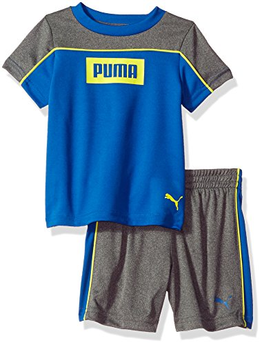 - PUMA Baby Boys' Rebel 2 Piece Set, Turkish sea, 12M
