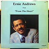 Ernie Andrews Sings From The Heart vinyl record