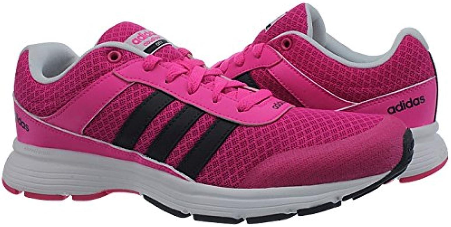 adidas Cloud Foam VS City W aq1525 Mujer Sneakers//Low Zapatillas Deportivas de Top Sneakers Rosa, Color Rosa, Talla 36,5: Amazon.es: Zapatos y complementos