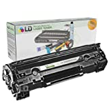 LD Compatible Black Laser Toner Cartridge for Canon 3484B001AA (Canon 125), Office Central