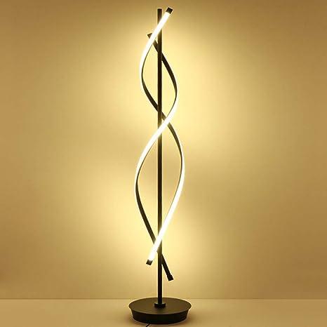 MJBOY Lámpara de pie Moderna Personalidad Creativa Diseño de ...