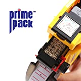 PRIMEPACK Quality Price Gun Labeler   Price Marker Kit with Price Tag & Ink Refill – Easy to Use Ergonomic Design – Great for Grocery and Retail Stores