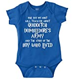 Brisco Brands Quidditch Dumbledore Army Boy Who Lived Potter Shirt Harry