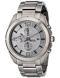 Seiko Men's SSC235 Solar Chronograph Watch [Watch]