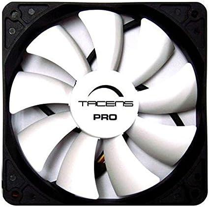 Tacens Aura Pro - Ventilador para caja de ordenador (rendimiento y ...