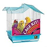 Double Roof Parakeet Bird Starter Kit Review