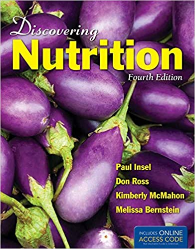 discovering nutrition insel 4th edition