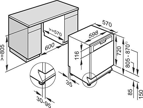 Miele G4203 U Active blanco: Amazon.es: Grandes electrodomésticos