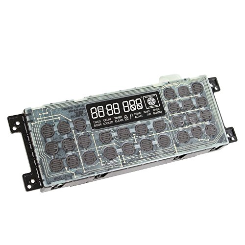- Frigidaire 316462878 Range Oven Control Board and Clock Genuine Original Equipment Manufacturer (OEM) Part