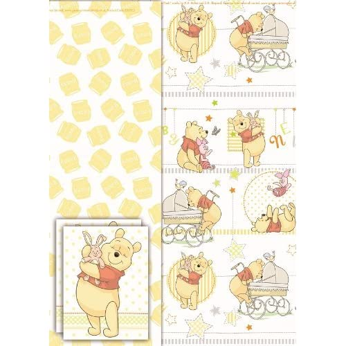 New Baby Wrapping Paper Amazon Co Uk