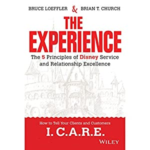 The Experience Audiobook