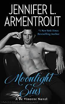 Moonlight Sins (de Vincent series) by [Armentrout, Jennifer L.]