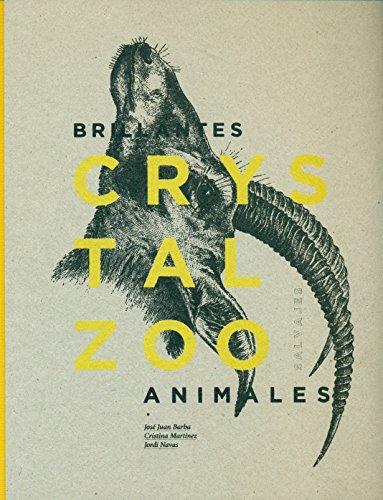 Descargar Libro Crystalzoo. Brillantes Animales Salvajes Jorge Sánchez Navas