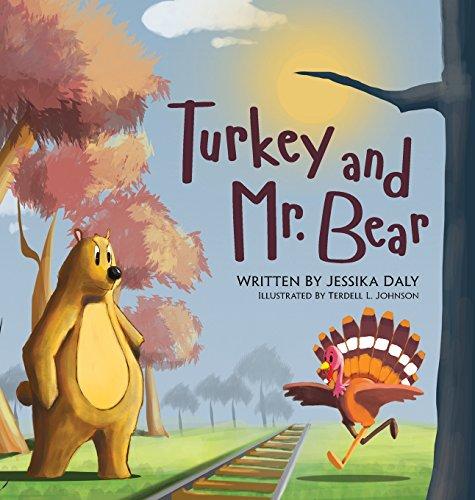 Turkey and Mr. Bear